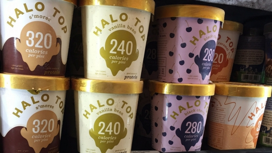 Influencer Marketing helps Halo Top drive sales